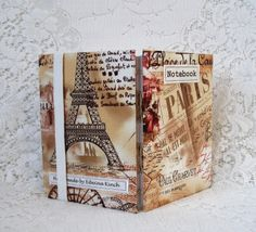 Notebook - Paris £9.95