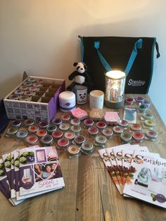 Scentsy starter kit! So many products for such a great price! Ask me how you can join!