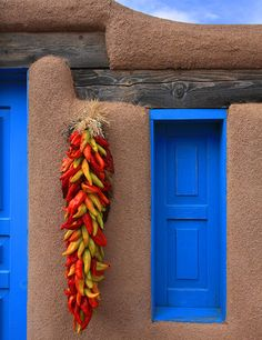 Taos, New Mexico; photo by Klaus Priebe