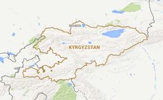 Kyrgyzstan: Atleast 1 Dead, 3 Wounded in #CarBombBlast At Chinese Embassy    #Kyrgyzstan #BombBlast #ChineseEmbassy