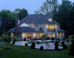 I wouldn't mind living here. All that's missing is my horse barn