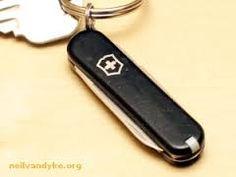 black swiss army keychain - Google Search