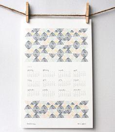 2014 Tumbleweed Wandkalender von leahduncan