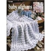 A Year of Baby Afghans -- Book 3