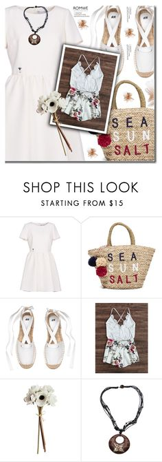 """Summer"" by shadejuric ❤ liked on Polyvore featuring Christian Dior and Sundry"