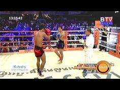 Kun Khmer, Chan Chhai Mao Vs By Chanbol, BTV boxing, 06 Nov 2016
