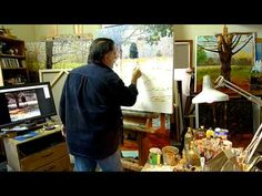 ▶ Peter Fiore Painting Epiphany - 1 - YouTube
