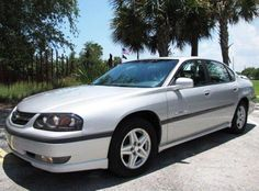 2003 Chevrolet Impala LS sedan for under $6000 in Florida