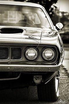1971 Plymouth Barracuda 383
