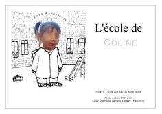 """projet très intéressant sur l'album """"L'école de Léon"""""""