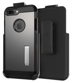 1d82b2b5b87 Encased Belt Clip Holster for Spigen Tough Armor Case - iPhone 7 Plus 5.5