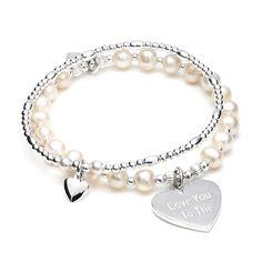 Follow ANNIE HAAK on Pinterest & REPIN to WIN this Tiara Dua SIlver Bracelet