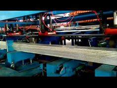 Automatic steel tube bundle packing line, bundling machine Packing Machine, Packaging Solutions, Line, Steel, Fishing Line, Steel Grades, Iron