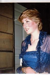 June 19, 1981: Lady Diana Spencer at an exhibition at the Royal Academy of Art in Piccadily.