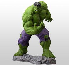 """""""Hulk Smash"""" by Kotobukiya #Marvel"""
