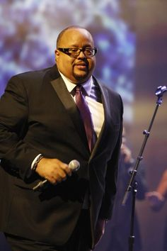 Fred Hammond at Bishop's 35th Anniversary