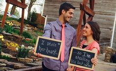 Jill Duggar: Jill Duggar / TheKnot.com PRECIOUS. I love the Duggars and these engagement photos are adorable!