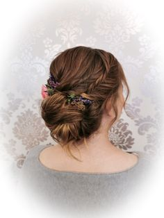 Hairstyling by Christina Gubier Updos, Boho Wedding, Wedding Hairstyles, Hair Styles, Fashion, Braid, Up Dos, Hair Plait Styles, Moda