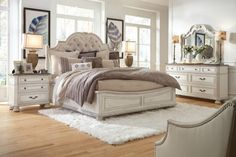Canfield 7 Drawer Dresser - Art Van Furniture.   Master bedroom but do headboard only
