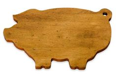 Pig Shaped Cutting Board - Jk Adams
