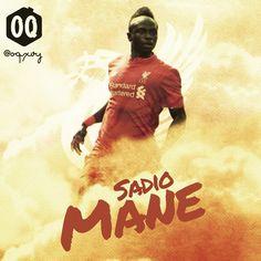 Sadio Mane design with Iphone #mane #liverpoolfc #lfc #bigredsindonesia #bigreds_iolsc #iphoneartists #artwork #epl #englishpremierleague #premierleague
