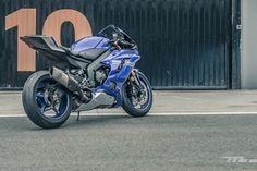 Yamaha Yzf R6 2017 9