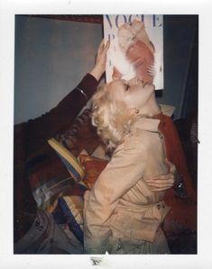 Donna Jordan Christie's Andy Warhol @ Christie's: Fashion