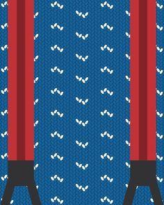 Resultado de imagen de blue sweater david bowie