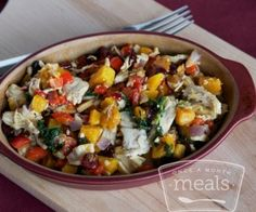 Fall Flavor Stir fry Recipe | Paleo inspired, real food