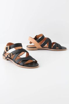 2 tone sandal