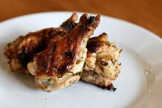 Rosemary Chicken Wings - by Hungry Housewife, her tasty attempt to simulate wings from Anthony's Coal Fired Pizza