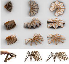 Risultati immagini per foldable architecture