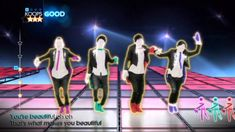 Just Dance 4 - One Direction - What Makes You Beautiful - Fun brain break dance! What Makes You Beautiful, You're Beautiful, Broken Song, Broken Video, Fun Brain, Brain Gym, Beautiful One Direction, Just Dance Kids, Brain Break Videos