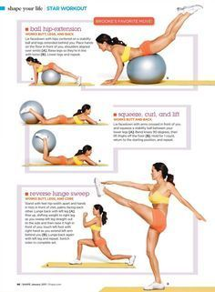 Just did this workout and it was great! For the Butt Physical exercise Out of Bed Workout: Repeat this cycle right when you wake up in th. Sport Fitness, Health Fitness, Health Exercise, Physical Exercise, Hip Strengthening Exercises, Workout Exercises, Dumbbell Workout, Thigh Workouts, Thigh Exercises
