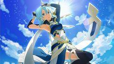 Sword Art Online, Online Art, Sinon Ggo, Asuna, Sao Characters, Asada Shino, Online Anime, Naruto, Bungo Stray Dogs