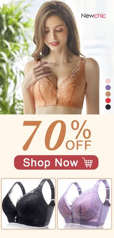 3c51042e59e49 Push Up Lace Unlined Adjustable Side Support Bras  bras  lace  pushup   adjustable