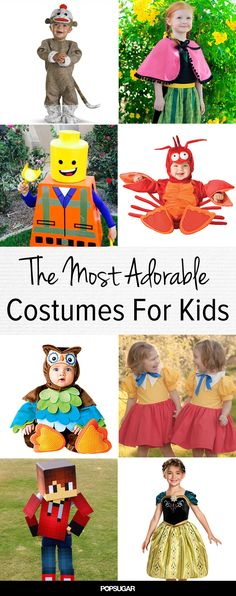 90 Adorable Halloween Costumes For Your Trick-or-Treating Tot