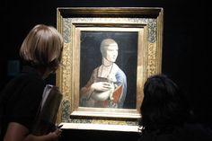 Geheimen Da Vinci-schilderij onthuld
