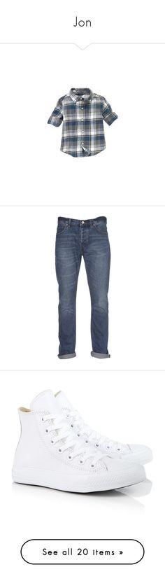 """Jon"" by jaybaespeaks ❤ liked on Polyvore featuring kids, men's fashion, men's clothing, men's jeans, men, pants, jeans, mens pants, trousers and mens vintage jeans"