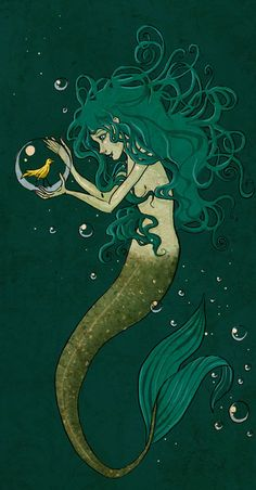 ...mermaid