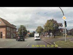 New video - Die Straßen #Germany aus einem Autofenster - Gut Görtz nach Kiel #video # footage