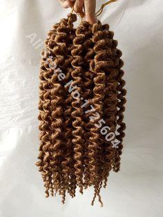 Honey brown 2X split twist braids