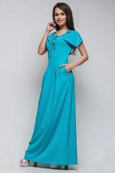 Платье в пол Molegi 3017168, купить по цене 369 грн. в Киеве, Днепропетровске, Одессе, Львове - интернет магазин Garne