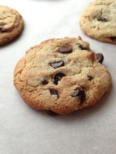 Grain Free Chocolate Chip Cookie