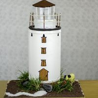 The first lighthouse was built by the Egyptians to guide ships away from the dangerous shores. Improvements over the centuries have created lighthouses powerful enough to transmit their light over many miles. Lighthouses are primarily used to guide ships during storms or fog.  Modern lighthouses use electric lights and are not usually tended by a...