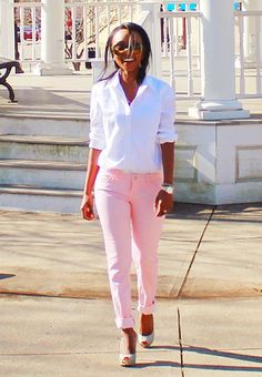 Lucky's Five Favorite Looks of the Week: Pretty Pastels
