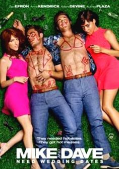 Zac Efron, Anna Kendrick, Adam Devine and Aubrey Plaza star in Mike and Dave Need Wedding Dates. Hard-partying brothers Mike (Adam Devine) and Dave (Zac [. Streaming Movies, Hd Movies, Movies To Watch, Movies Online, Movies And Tv Shows, Hd Streaming, Film Watch, 2016 Movies, Play Online