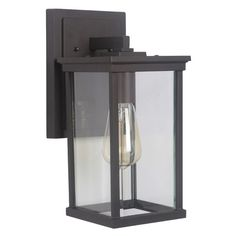 You'll love the Mccombs 1-Light Outdoor Wall Lantern at Wayfair - Great Deals on all Lighting products with Free Shipping on most stuff, even the big stuff.