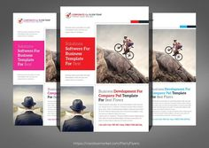 15+ Small Business Flyer Template PSD for Advertising