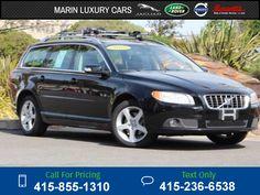 2009 Volvo V70 3.2 Black $8,993 139598 miles 415-855-1310 Transmission: Automatic  #Volvo #V70 #used #cars #MarinLuxuryCars #CorteMadera #CA #tapcars